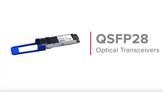 100G QSFP28 Product Overview