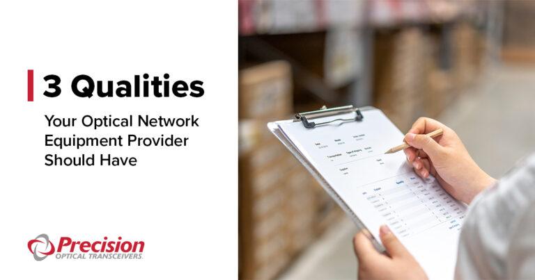 Network Equipment Provider