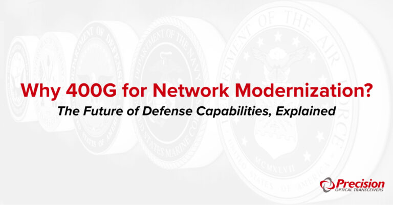 400g network modernization